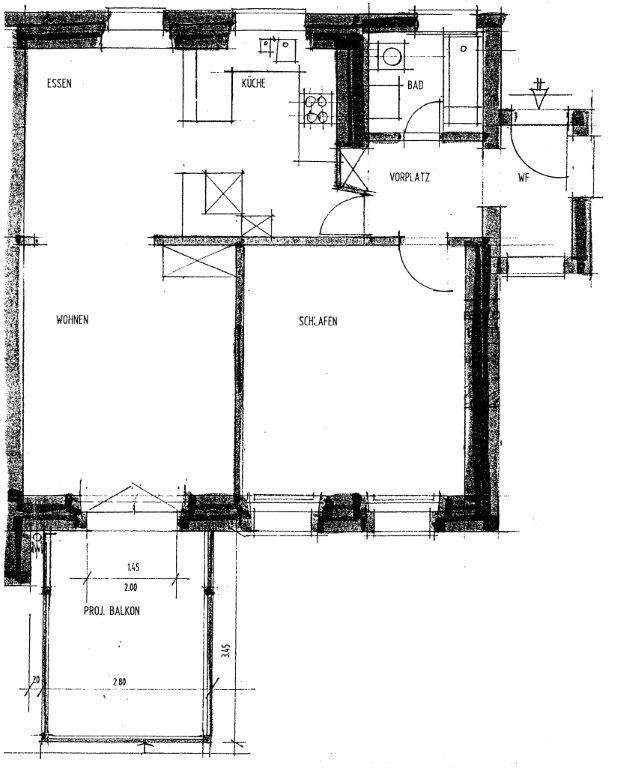 Zu vermieten 4/5 - Zimmerwohnung in Niedergösgen 5013 Niedergösgen Kanton:so Immobilien