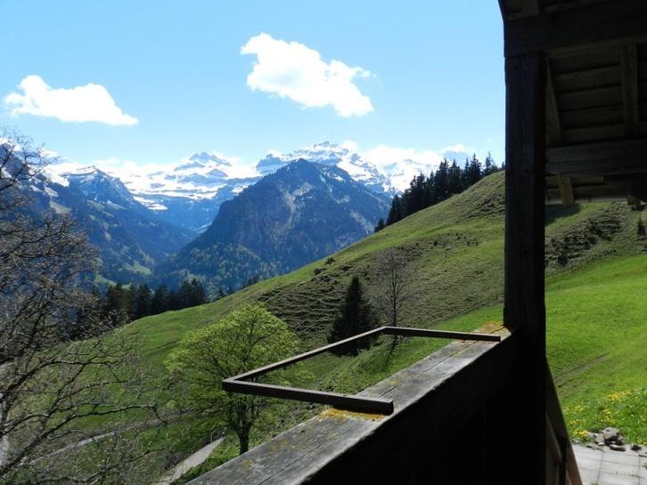 Berghütte im Berner Oberland Kiental, nahe Skilift 1400 müM. 3723 Kiental Kanton:be Immobilien 2