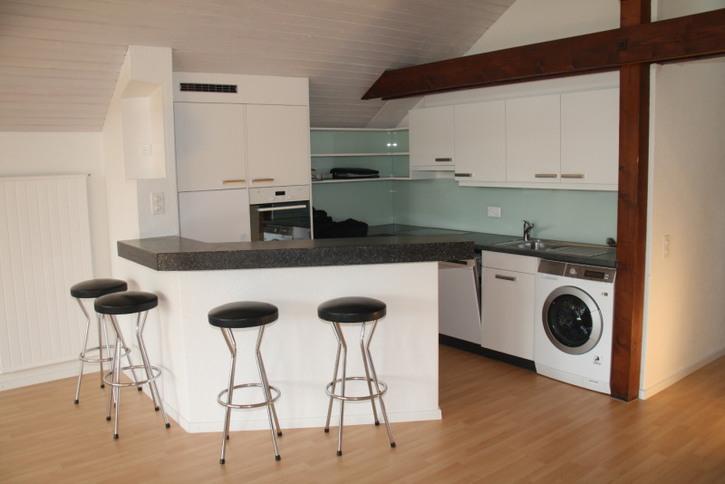 Wunderschöne 3.5-Zimmer-Dachwohnung im sonnigen Hausen am Albis 8915 Hausen am Albis Kanton:zh Immobilien 2