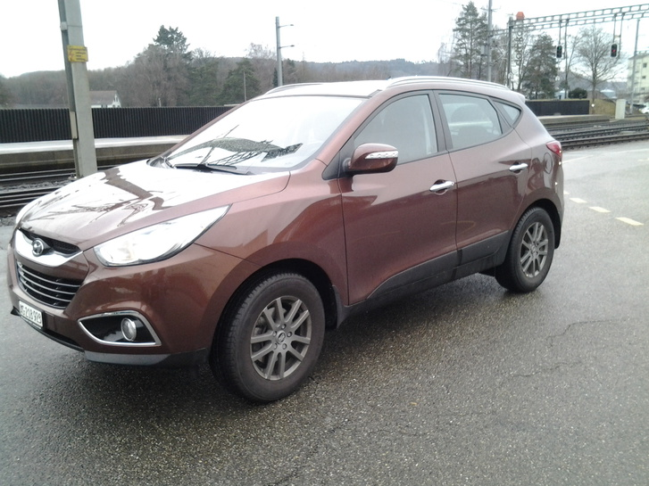 Hyundai ix35 Fahrzeuge 3