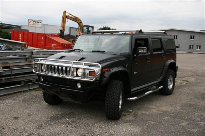 Hummer H2 6.0 Luxury (SUV) Fahrzeuge
