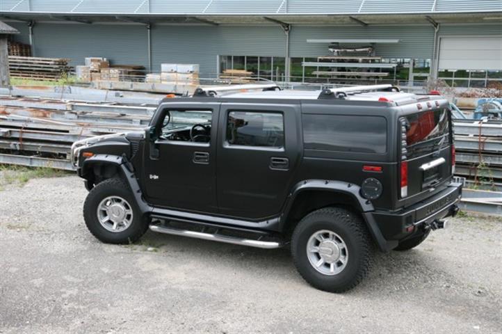 Hummer H2 6.0 Luxury (SUV) Fahrzeuge 2
