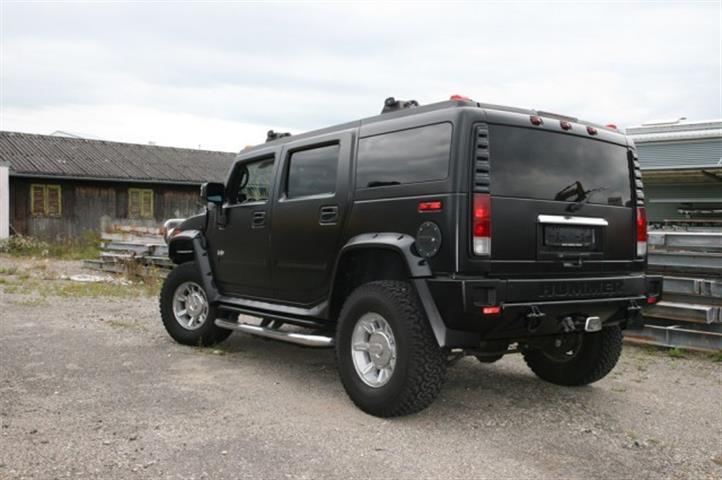 Hummer H2 6.0 Luxury (SUV) Fahrzeuge 3