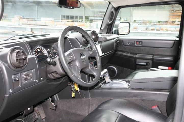 Hummer H2 6.0 Luxury (SUV) Fahrzeuge 4