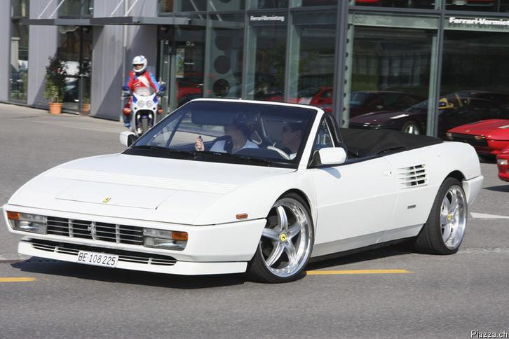Ferrari Mondial-T  Cabrio 3.4 Wertanlage Fahrzeuge 2