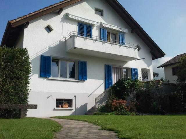 In Arth/SZ : Einfamilienhaus im Grünen 6415 Arth Kanton:sz Immobilien