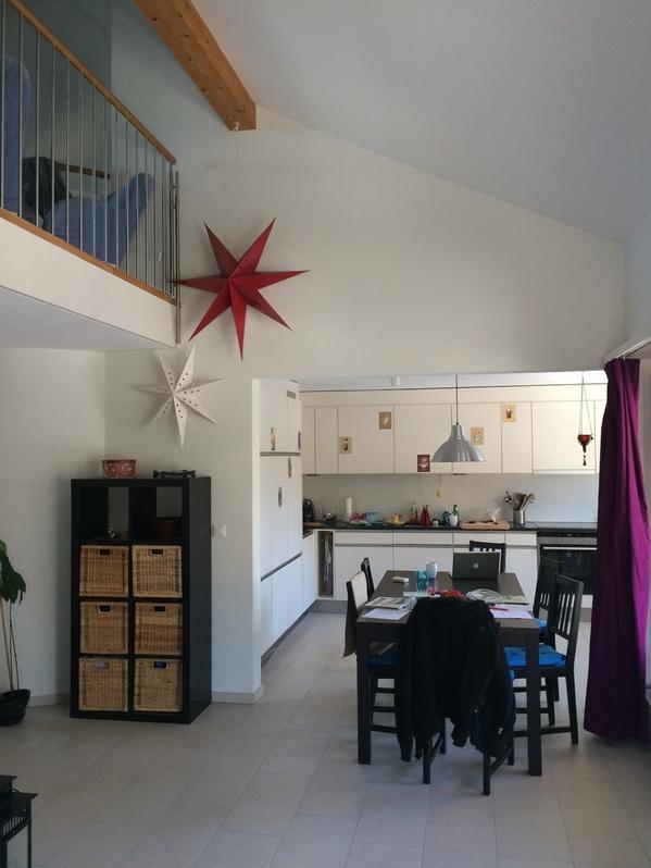 5,5 Zimmer-Maisonette-Wohnung 3098 Schliern b. Köniz Kanton:be Immobilien