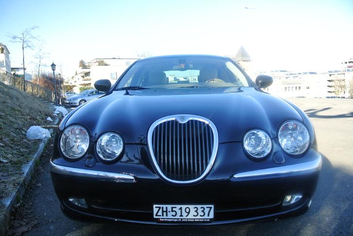 Jaguar S-Type 4.2 V8 Executive Fahrzeuge 2