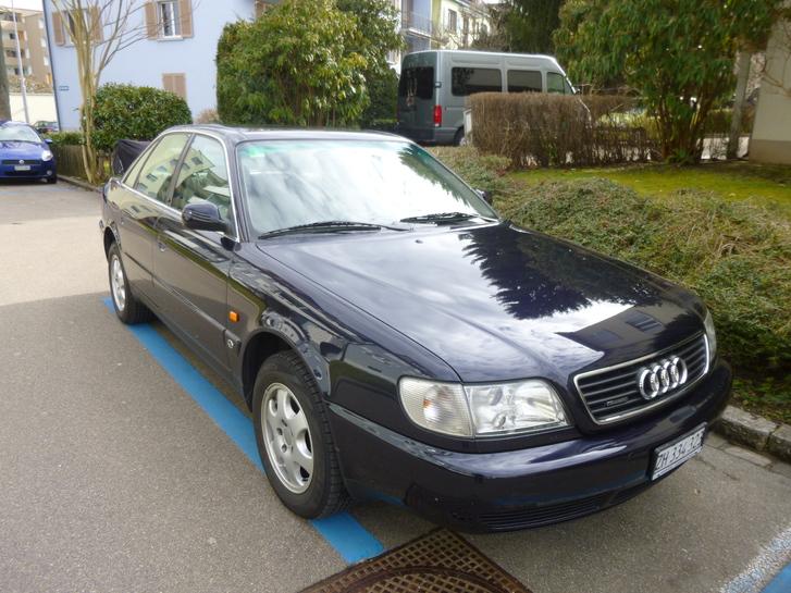 Audi A6 quattro Fahrzeuge