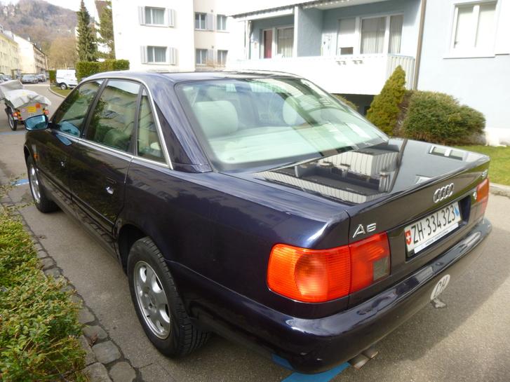 Audi A6 quattro Fahrzeuge 2
