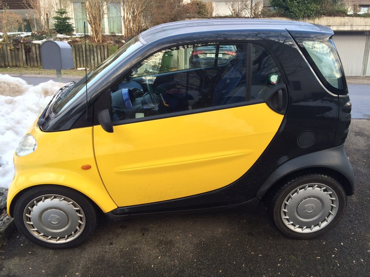 Smart Fotwo Micro Fahrzeuge