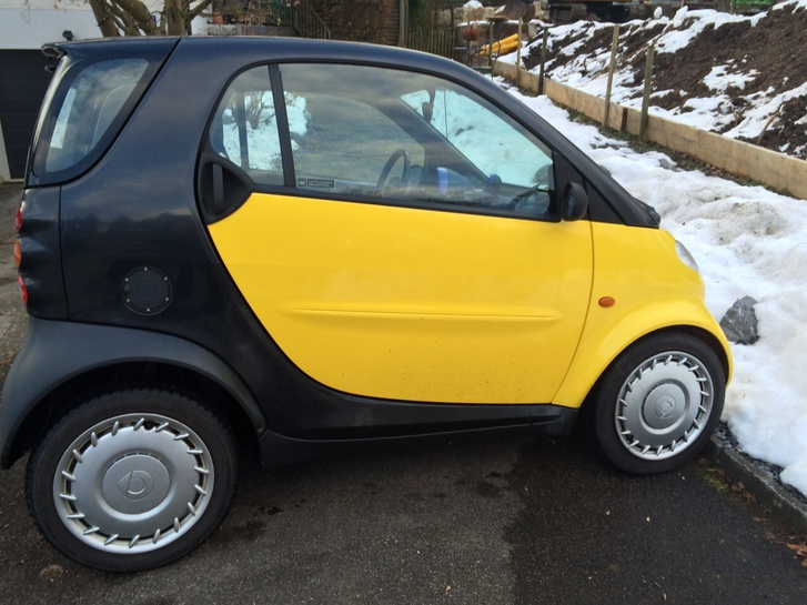 Smart Fotwo Micro Fahrzeuge 2