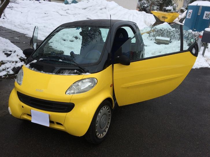 Smart Fotwo Micro Fahrzeuge 4