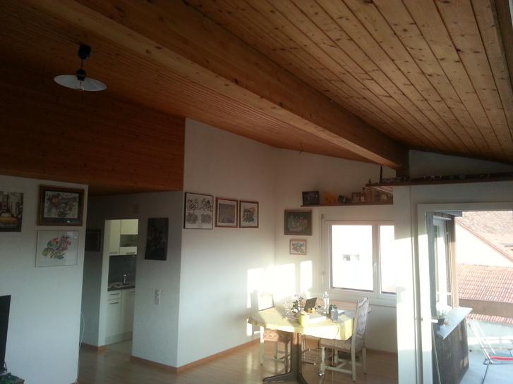 Grosser 4 1/2 Zimmer sucht Nachmieter ab 1.11.15 Immobilien