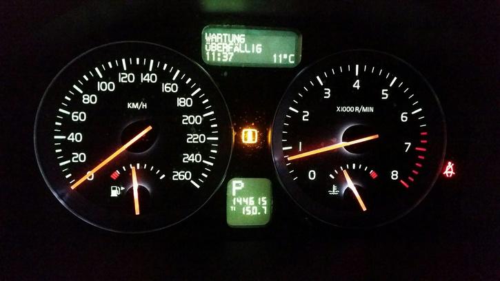 Volvo V50 Silber Met. 2008  Fahrzeuge 2