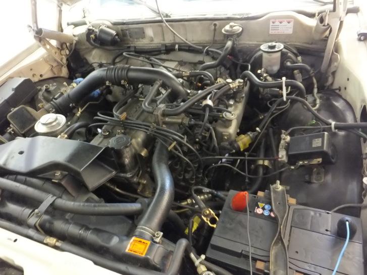 Oldtimer Toyota Crown 2,8i DL Fahrzeuge 3