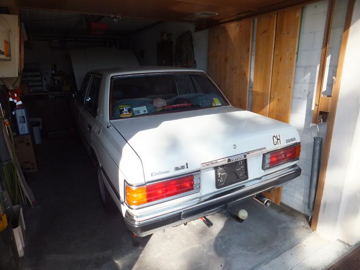 Oldtimer Toyota Crown 2,8i DL Fahrzeuge 4