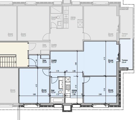 3.5 Zimmerwohnung in Liestal 4410 Liestal Kanton:bl Immobilien 2
