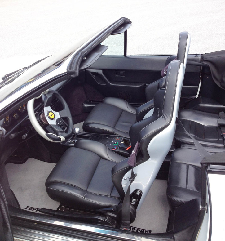 Ferrari Mondial-T  Einzelausführung Fahrzeuge 4