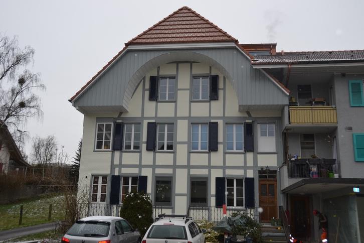 Neue grosszügige Dachwohnung im Zentrum von Kerzers 3210 Kerzers Kanton:fr Immobilien
