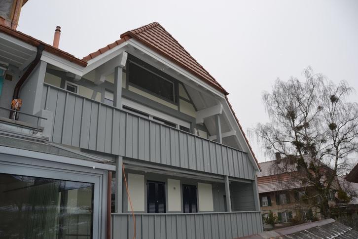 Neue grosszügige Dachwohnung im Zentrum von Kerzers 3210 Kerzers Kanton:fr Immobilien 2