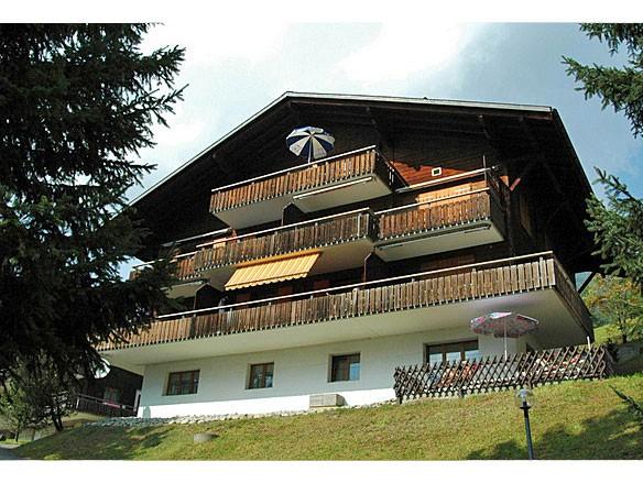 2.5-Zimmerwohnung möbliert 3818 Grindelwald Kanton:be Immobilien