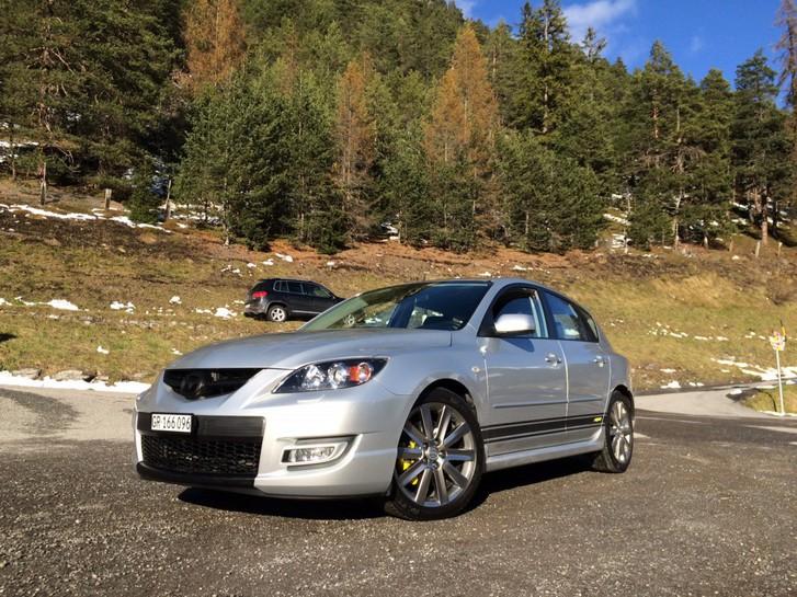 Mazda 3 MPS Fahrzeuge