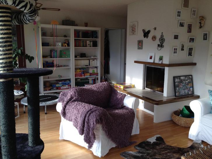 5 1/2 Zimmer Wohnung in gepflegtem 3-Familienhaus 6363 Obbürgen Kanton:nw Immobilien