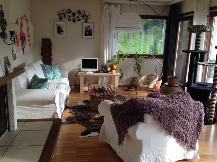 5 1/2 Zimmer Wohnung in gepflegtem 3-Familienhaus 6363 Obbürgen Kanton:nw Immobilien 2