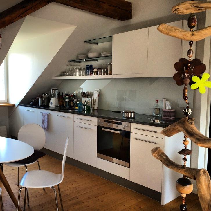 Gemütlich möbelierte Dachwohnung im Herzen von Winterthur 8400 Winterthur Kanton:zh Immobilien