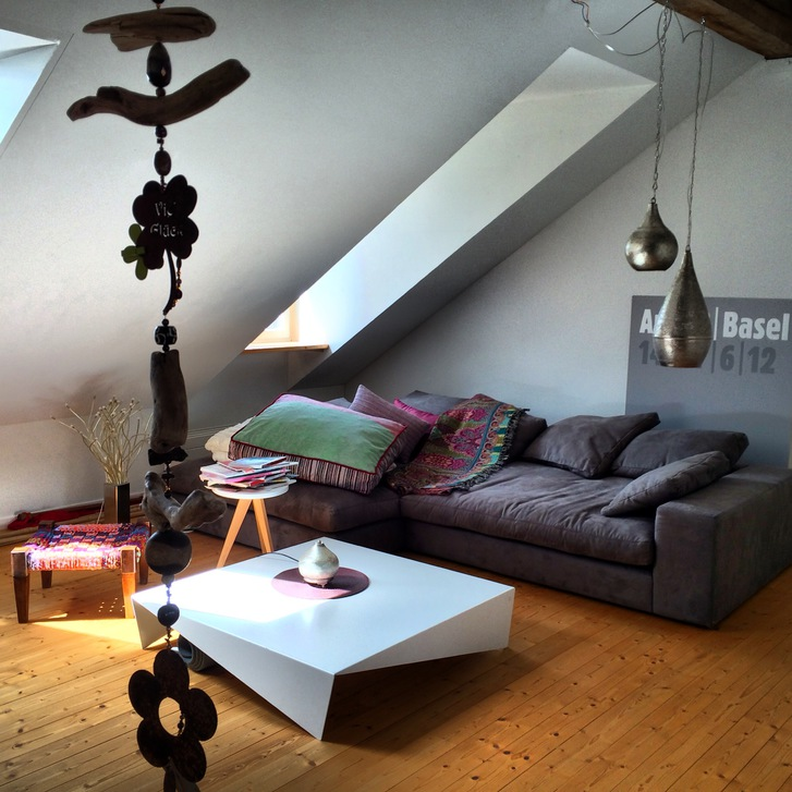 Gemütlich möbelierte Dachwohnung im Herzen von Winterthur 8400 Winterthur Kanton:zh Immobilien 2