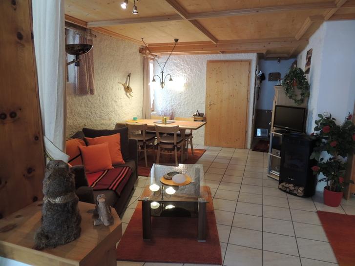 Top möbl. 2 Zim. Loft Terrasenwohnung in Davos Dorf 7260 Davos Dorf Kanton:gr Immobilien