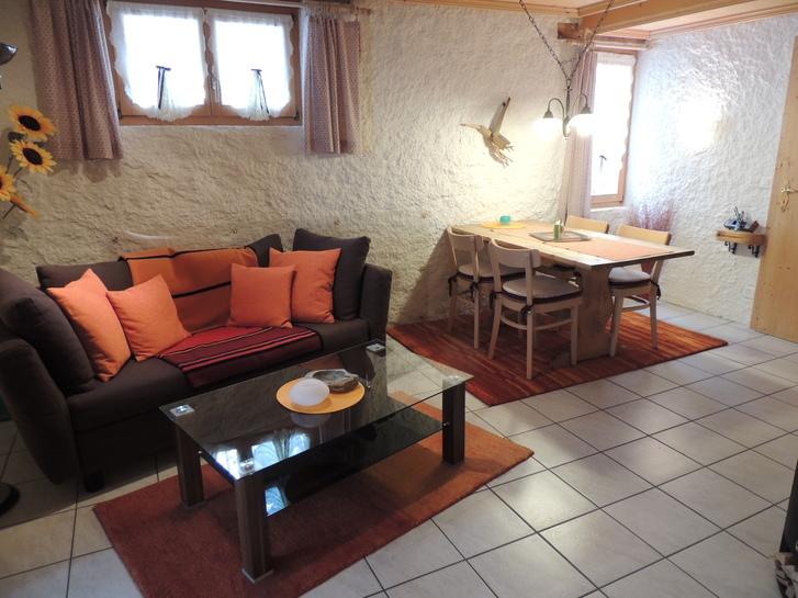 Top möbl. 2 Zim. Loft Terrasenwohnung in Davos Dorf 7260 Davos Dorf Kanton:gr Immobilien 2