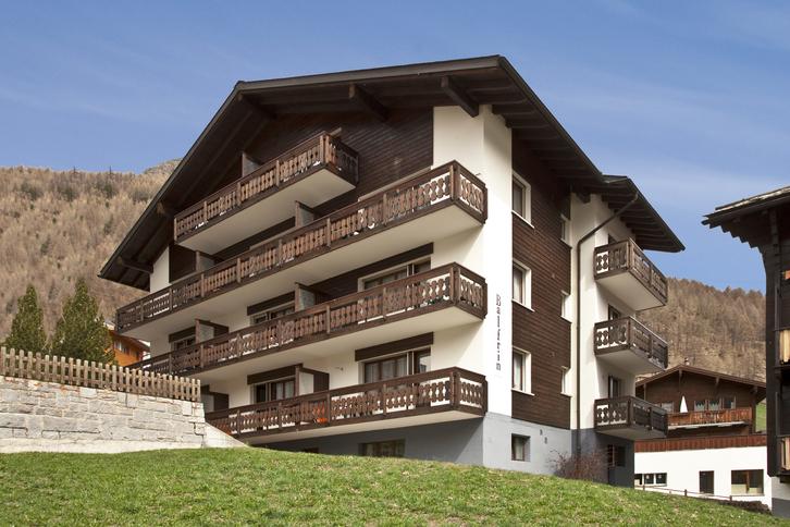 Saas-Fee 3 Zi Wohnung in Dauermiete im Skigebiet 3906 Kanton:vs Immobilien