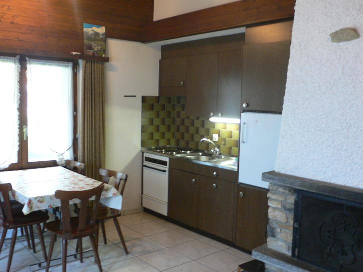 Saas-Fee 3 Zi Wohnung in Dauermiete im Skigebiet 3906 Kanton:vs Immobilien 2