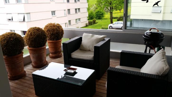 3.5 Zimmerwohnung möbiliert in Meggen zu vermieten 6045 Meggen Kanton:lu Immobilien 3