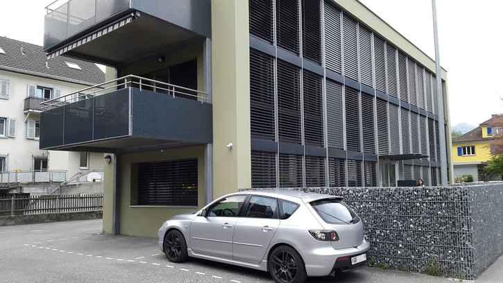 2 Zimmer Parterrewohnung im Zentrum von Chur 7000 Chur Kanton:gr Immobilien