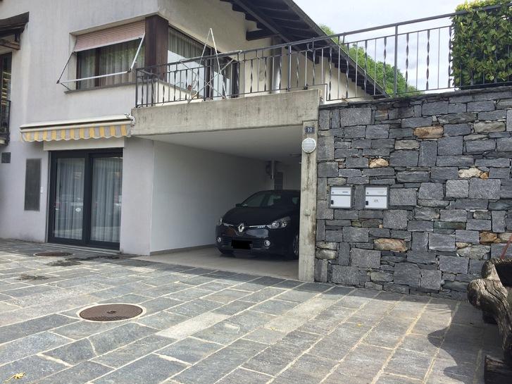 Bellinzona-Gudo 2 1/2 indipendente in bifamiliare 6515 Gudo Kanton:ti Immobilien