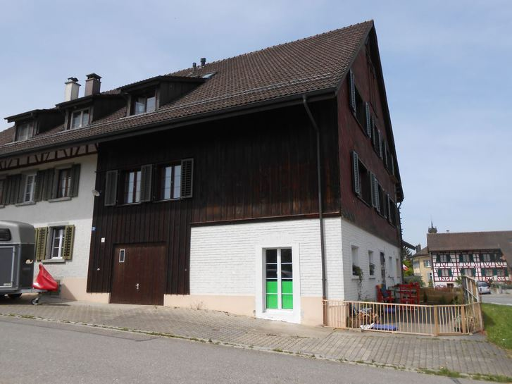 3.5 Zimmer WOhnung in Gütighausen/Thalheim 8478 Thalheim Kanton:zh Immobilien