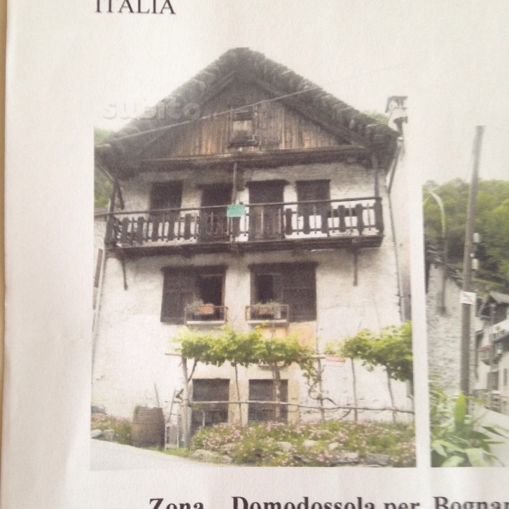 Rustico indipendente  28845 Domossola / Italia  Kanton:xx Immobilien