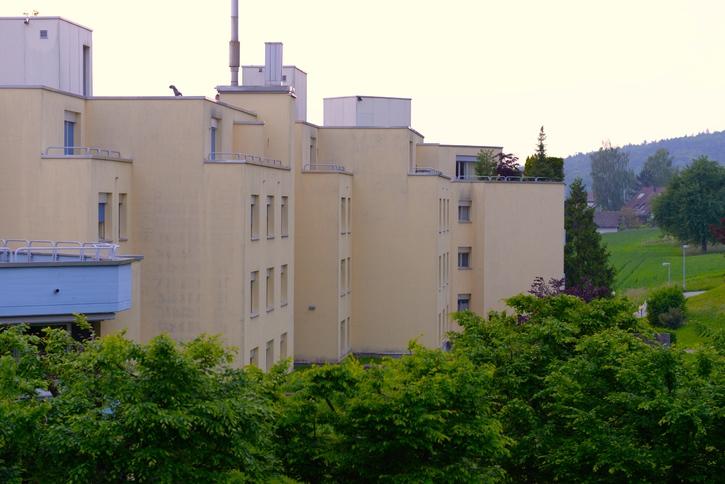 3-Zimmer Wohnung mit Balkon an ruhiger Lage  8053 Kanton:zh Immobilien 2