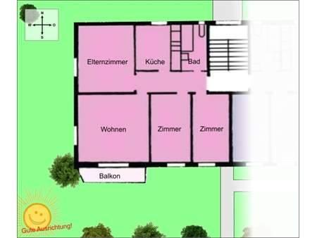 Tolle 4-Zimmer-Wohnung in Altstätten SG! 9450 Altstätten Kanton:sg Immobilien
