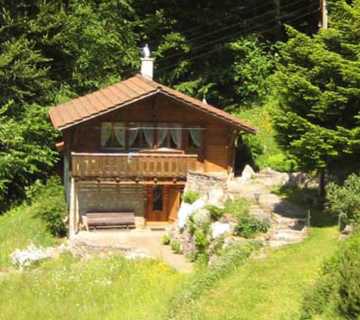 Gemütliches Ferienchalet im Skigebiet Meiringen Hasliberg 6083 Hohfluh Hasliberg Kanton:be Immobilien