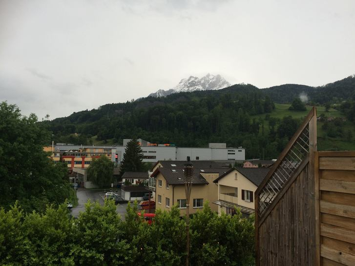 Schöne 3.5Zi Dachwohnung Kriens mit grosser Terrase 6010 Kriens Kanton:lu Immobilien 2