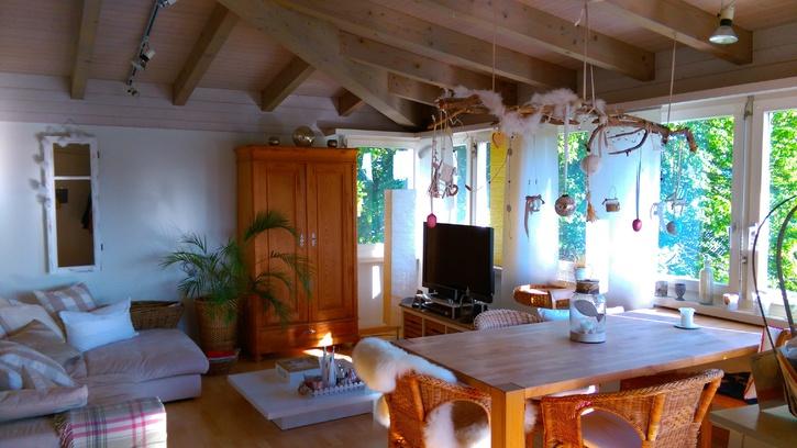 2.5 Dachwohnung - Wohnen wie im eigenen Haus 8620 Wetzikon Kanton:zh Immobilien