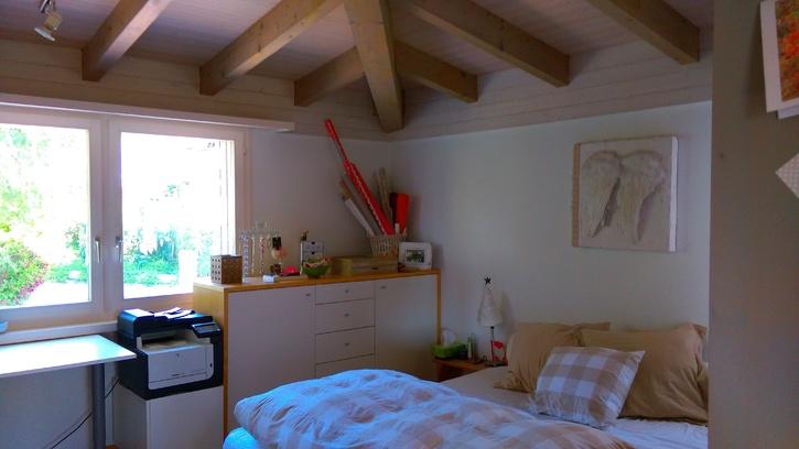 2.5 Dachwohnung - Wohnen wie im eigenen Haus 8620 Wetzikon Kanton:zh Immobilien 3