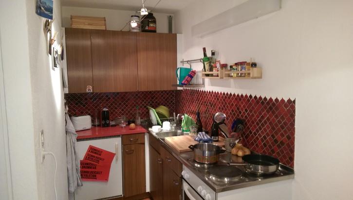 1.5 Zimmer Wohnung 8004 Zürich Kanton:zh Immobilien