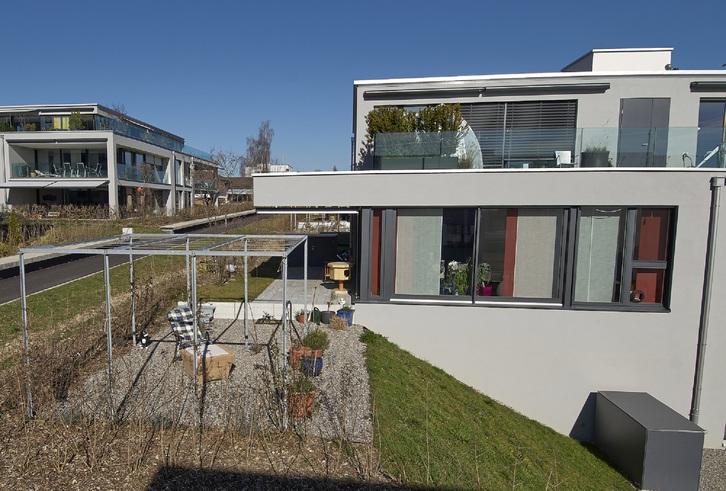 moderne 3.5 Zr. Gartenwohnung mit Bergsicht inkl. NK & EHP 3045 Meikirch Kanton:be Immobilien 2