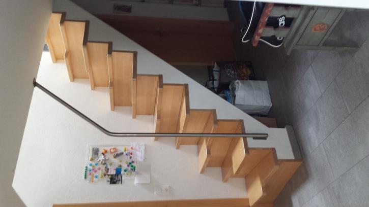 4.5 Maisonett-Dachwohnung mit eigener Waschküche 6283Baldegg Kanton:lu Immobilien 3