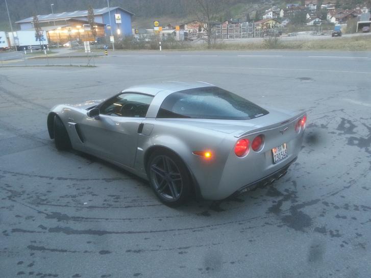 Chevrolet Corvette Fahrzeuge 2